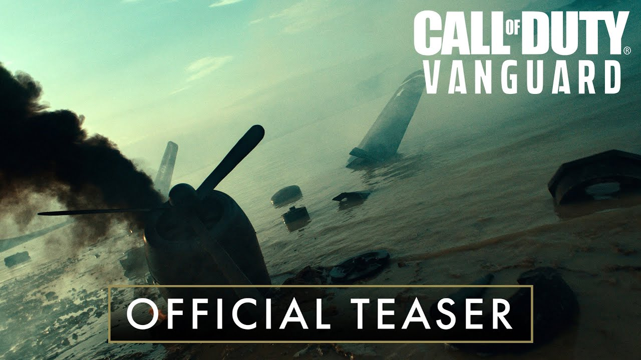 Trailer di Call of Duty: Vanguard