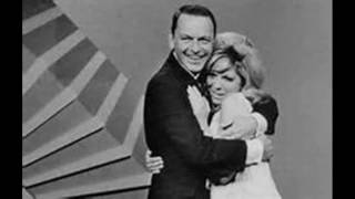 Frank And Nancy Sinatra Duet - Something Stupid