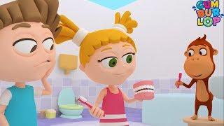 Kukuli – Dişlerimi Fırçalarım 😬 | Cumburlop TV | Çocuk Şarkıları