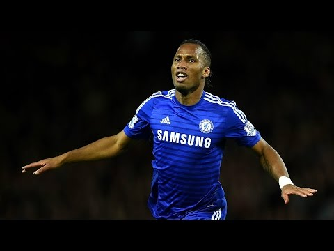 Didier Drogba ● Chelsea King ● Best Moments Ever ● 2004⁄2015