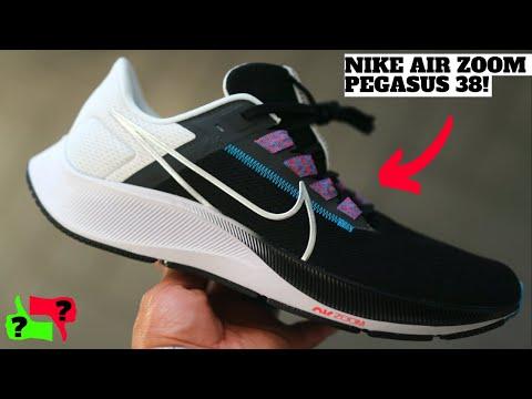 Worth Buying?! Nike Air Zoom Pegasus 38 Review + On Feet!