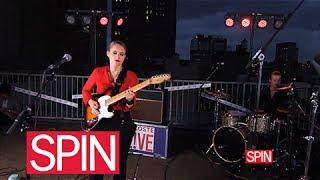 "SPINhouse Live: Anna Calvi, ""I'll Be Your Man"""