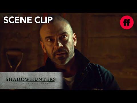 Shadowhunters | Season 2, Episode 16: Jonathan and Valentine Face Off | Freeform
