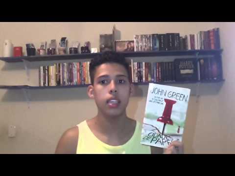 RESENHA CIDADES DE PAPEL - JOHN GREEN - Readbookz