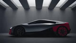 BMW Vision M NEXT (2024 BMW i8 M)