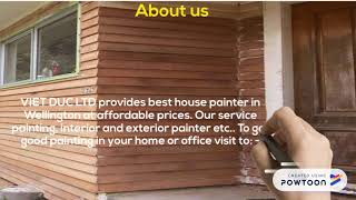 Get Best and Certified Painter from VIET DUC LTD