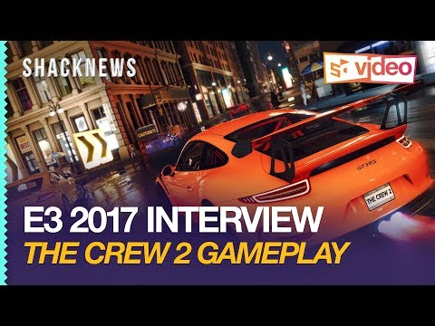 the crew 2 gets a june release date collector s edition. Black Bedroom Furniture Sets. Home Design Ideas
