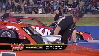 Aeroflow Outlaw Nitro Funny Cars - Perth Motorplex 2017