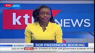 Travellers to be able to book SGR tickets 30 days in advance
