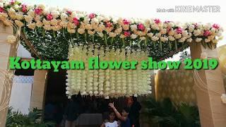 Kottayam Flower Show 2019