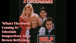 """What's The World Coming To"" - Telestials (1990)"