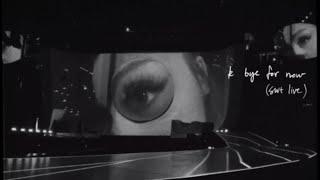 Ariana Grande - nasa (swt live)