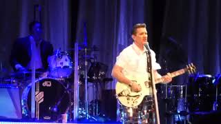Chris Isaak - Can't Do a Thing To Stop Me, Parx Casino, Bensalem Pa, 8/31/2018