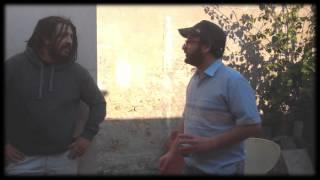 Crema del Cielo - backstage - grabacion DVD en Tolosa Estudios. 1