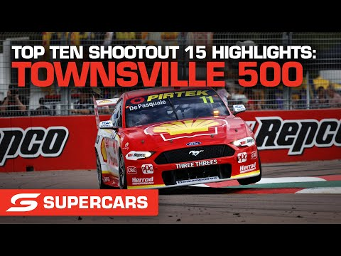 SUPERCARS 2021 NTI Townsville Shootoutのハイライト動画