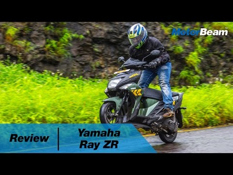 2016 Yamaha Ray ZR Review | MotorBeam