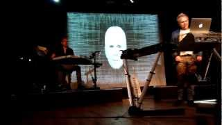 Howard Jones - Automaton live @ Mezzanine, SF - July 12, 2012