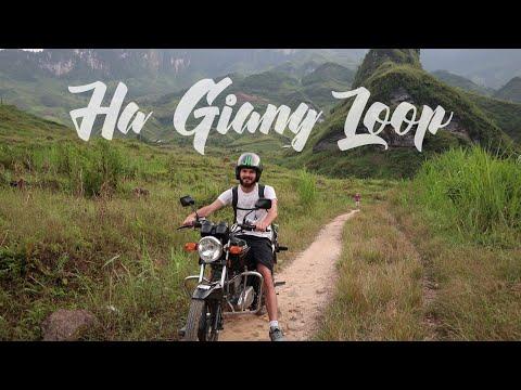 Taking it slow on the Ha Giang Loop in Vietnam