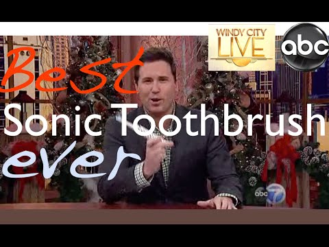 PopDental Sonic Toothbrush on ABC 7 Chicago's Windy City LIVE