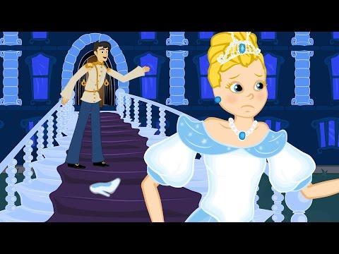 Cinderella story for children | Bedtime Stories for Kids | Cinderella Songs for Kids