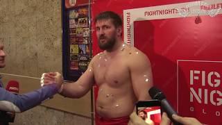 UFC заинтересованы в Минакове