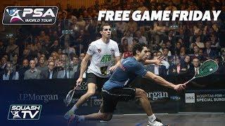 "Squash: ""So many winners!"" - Free Game Friday - Farag v Momen"