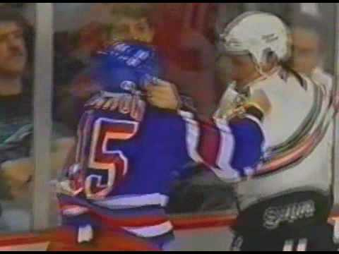 Bob Probert vs. Darren Langdon