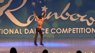 """Katie Crawley, The Element Dance Center, """"Can't Buy Me Love"""""""