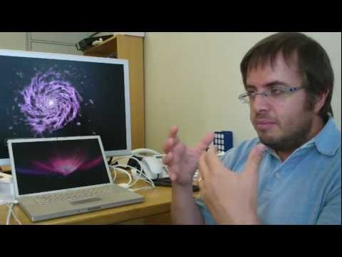 Video: World's First Realistic Simulation Our Galaxy's Creation