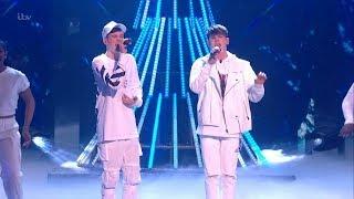 The X Factor Celebrity UK 2019 Live Finale Max & Harvey Full Clip S16E08