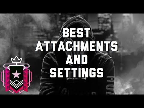 BEST ATTACHMENTS AND SETTINGS ON CONSOLE - Rainbow Six Siege Tips and Tricks