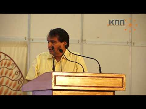 Suresh Prabhu promises states land & infra required to set up big clusters for footwear industry
