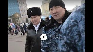 Видео-обращение к Министру МВД РК.