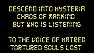 Killswitch Engage - Just Barely Breathing (Lyrics)