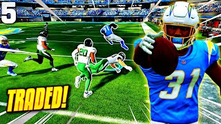 I TRADED for the FASTEST HB in the League! Everyone else is in Trouble! Sub Franchise #5