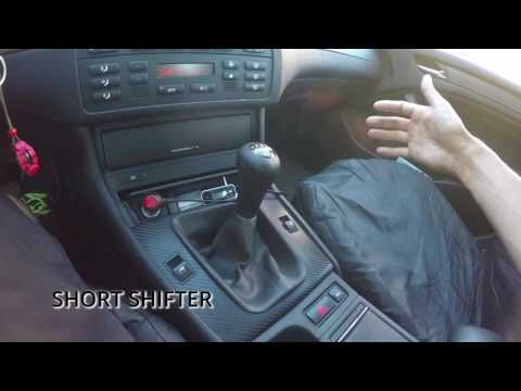 BMW E46 320i SHORT SHIFTER
