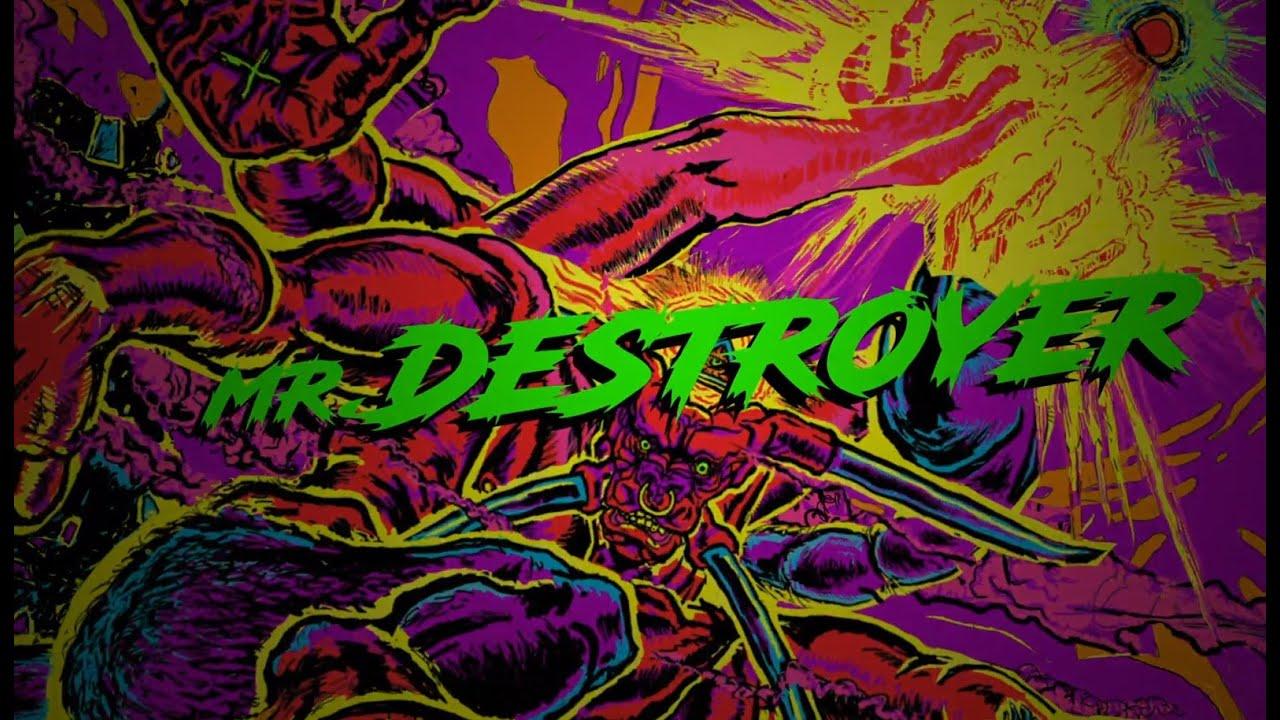 MONSTER MAGNET - Mr. Destroyer