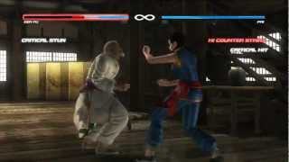 Gen-Fu vs. Pai Chan - 2