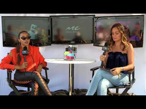 Live at Hot 100 Fest: Tinashe