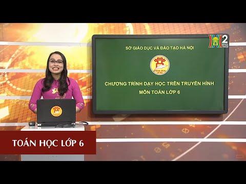 MÔN TOÁN - LỚP 6 | ĐẠI SỐ: QUY ĐỒNG MẪU NHIỀU PHÂN SỐ | 8H30 NGÀY 07.04.2020 | HANOITV