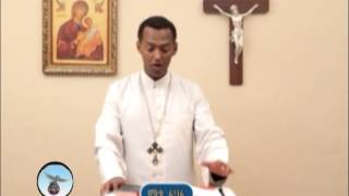 Taologos Ethiopian Orthodox Tv Show Sibket By Laeke Wengel Yared Ademe(tsomin Kedisu) Part One