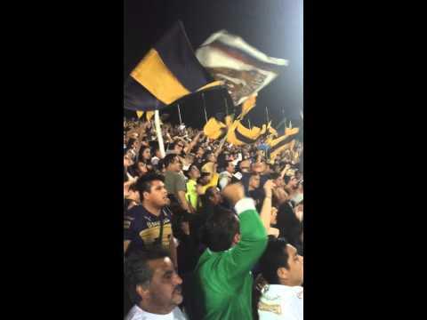 """""""Pumas vs tigres final"""" Barra: La Rebel • Club: Pumas"""