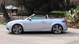 2015 Audi TT Roadster (TT / TTS / TDI ultra) im Drive Check