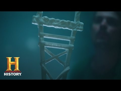 Vikings: 3D Prophecy 'Metal Brace' (Season 4, Episode 12) | History