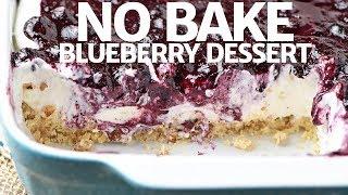 no bake dessert using cream cheese