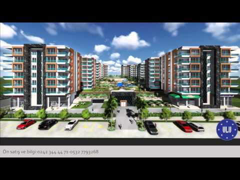 Panorama Evleri Antalya Videosu