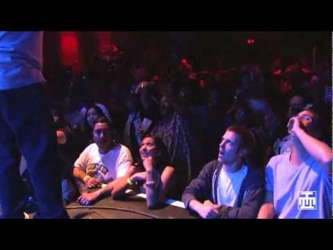 Foci - Desperado (LIVE at the Key Club opening for The Beatnuts & Tha Alkaholiks)