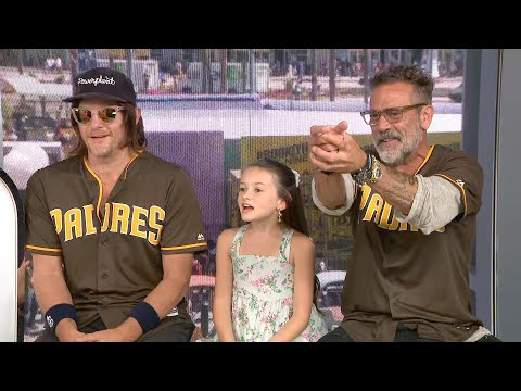 Comic-Con 2019: The Walking Dead (Full Interview)
