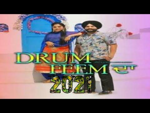 Drum Feem New Song Punjabi 2021_JM movies