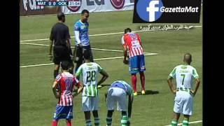 28 مباراة كاملة : المغرب التطواني 2 - 0 أولمبيك خريبكة الدورة